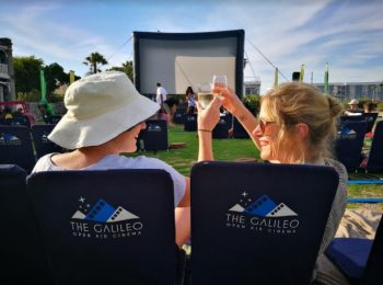 open air cinema cape town